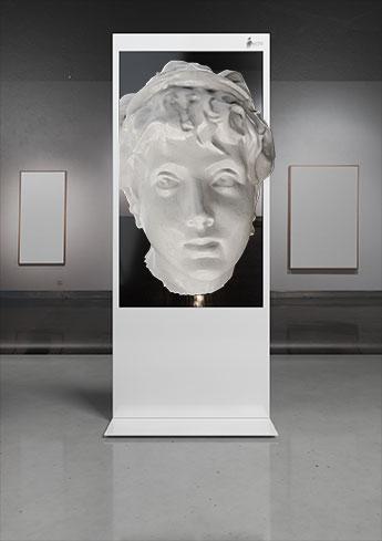 Märkte: Ausstellung in 3D ohne Brillen