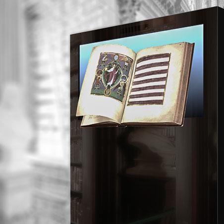 Projekte: Zeutschel ZED10 in brillenlosem 3D