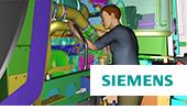 Siemens Tecnomatix Process Simulate Logo