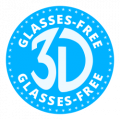 3D GL FREE Button